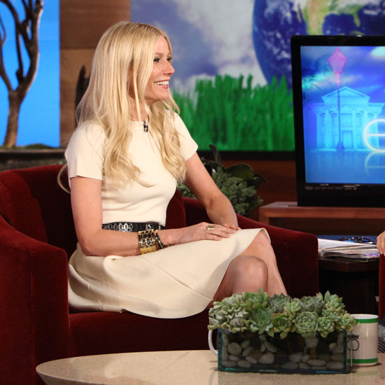 Pictures of Gwyneth Paltrow on Ellen 2011-04-22 10:12:22