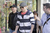 Kellan Lutz Tours Vancouver With His Parents, Not AnnaLynne McCord