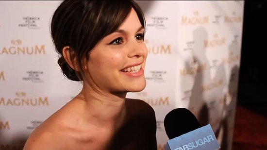 Rachel Bilson on Chanel, Karl Lagerfeld, and Hart of Dixie