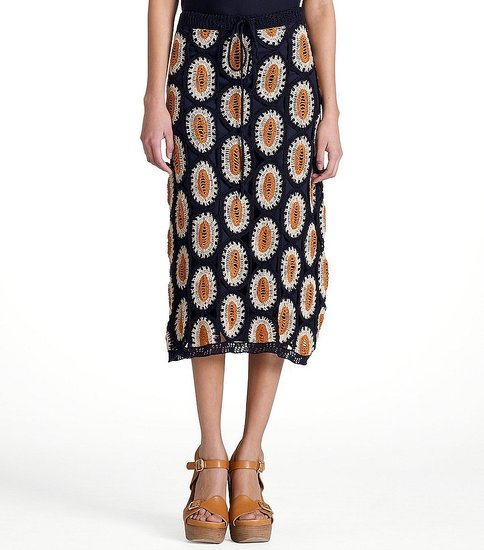 Tory Burch Isolde Skirt ($498)