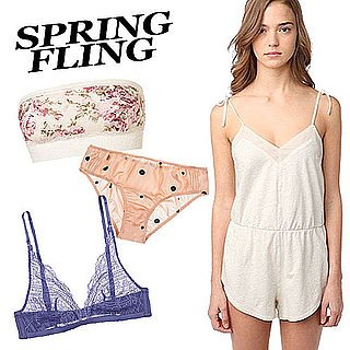 Pretty Lingerie For Spring