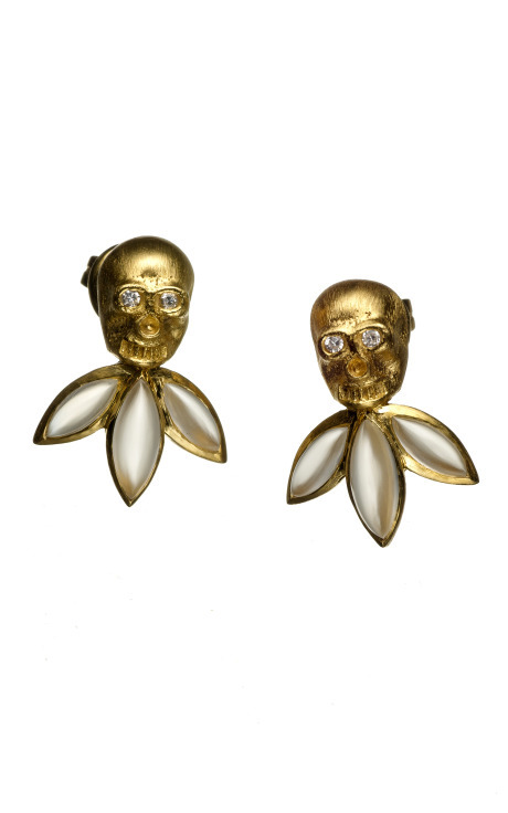 Audrey Earrings ($500)