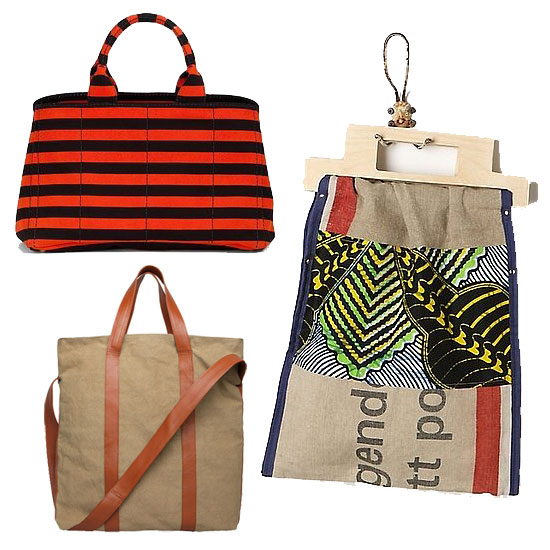Lighten Your Load – 16 Naturally Fresh Bags For Summer