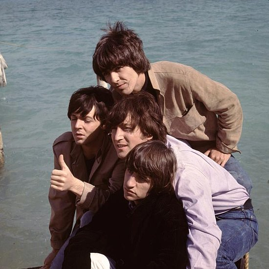 The Beatles' Mop Tops