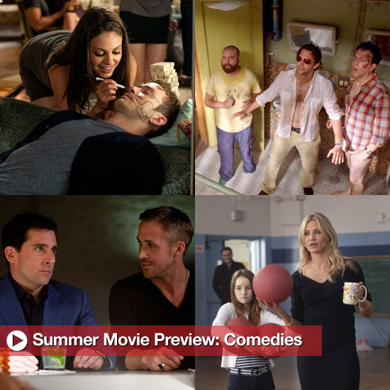 Summer Movie Preview 2011: Comedies