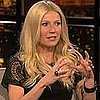 Video: Gwyneth Paltrow Talks About Her Son&#039;s Cooking Skills on Chelsea Lately