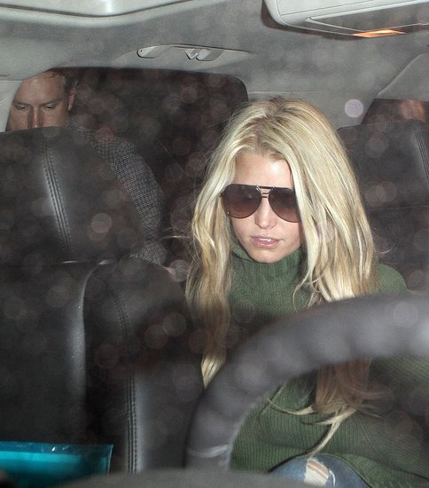 Jessica Simpson and Eric Johnson Return to LA and Set a Wedding Date!