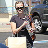 Pictures of Reese Witherspoon Leaving Gym