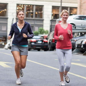 Different Fitness Level Than Your Friend? Here's What to Do