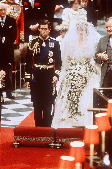 July 29, 1981: Prince Charles and Lady Diana Spencer