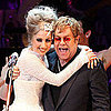 Lady Gaga Is Godmother to Elton John&#039;s Son