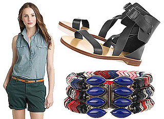 Beach-Inspired Shopping Picks For Spring 2011