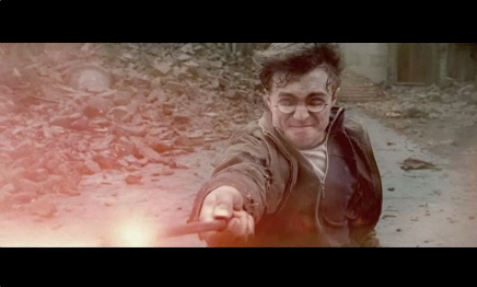 The Harry Potter and the Deathly Hallows Part 2 Trailer is here!