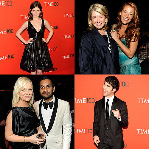Fotos von der Time 100 Gala in New York