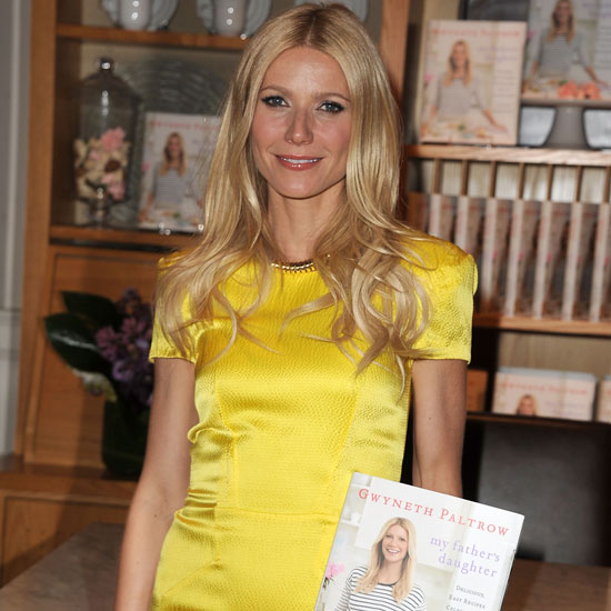 Gwyneth Paltrow Cooks Up a Storm