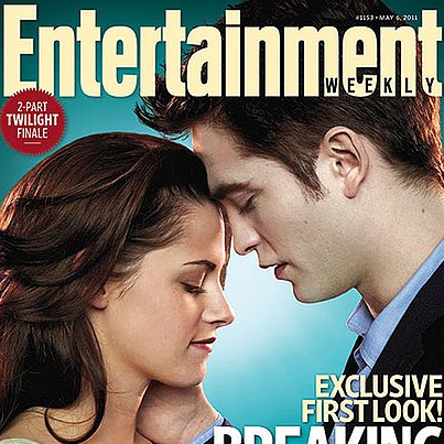 Breaking Dawn Pictures in Entertainment Weekly 2011-04-28 08:24:13