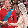 William and Kate Say Their Wedding Vows