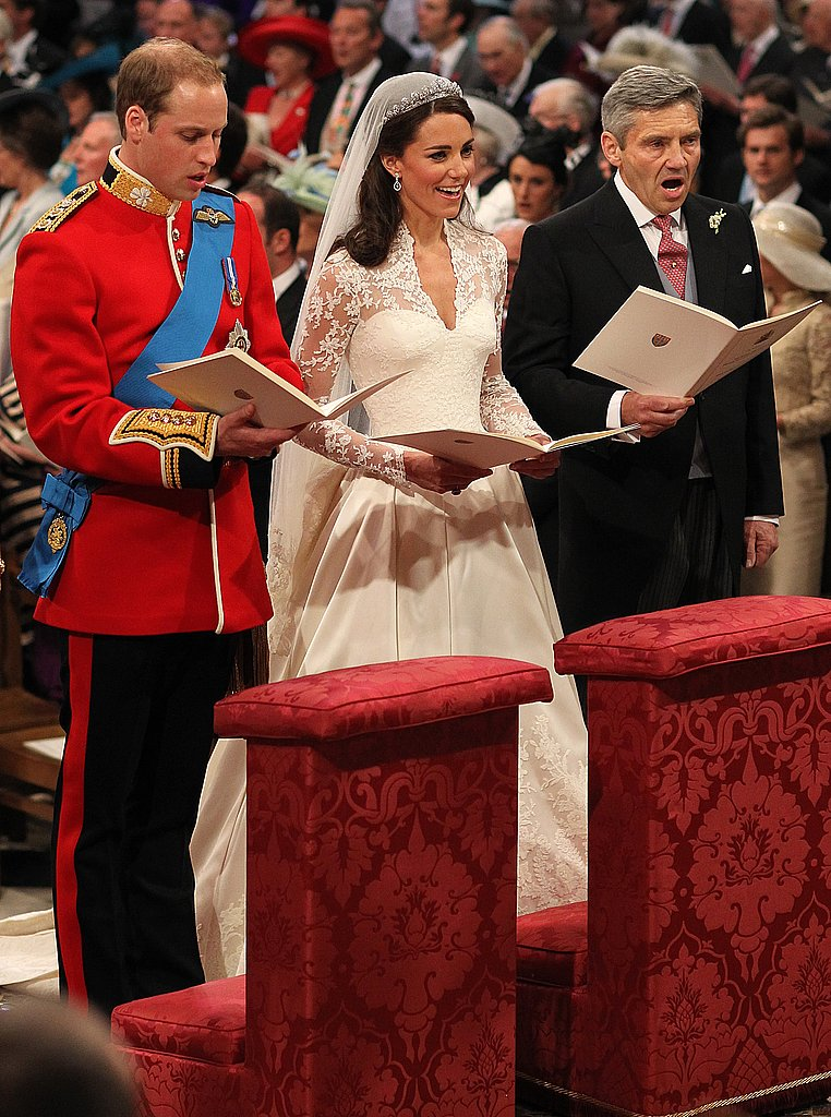 See William and Kate's Gorgeous Wedding Pictures!