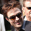 Pictures of Robert Pattinson in Paris
