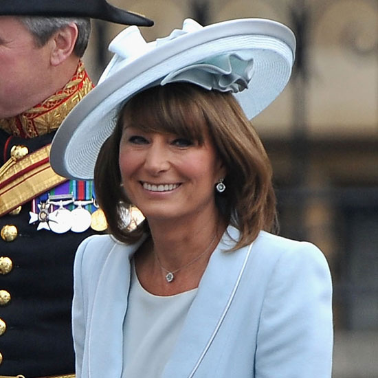Carole Middleton Royal Wedding Pictures