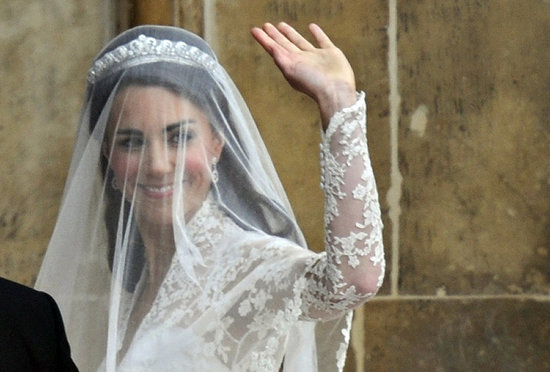 Kate Middleton Chooses Alexander McQueen Dress Back to Story
