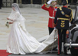 Kate Middleton Chooses Alexander McQueen Dress