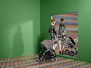Pictures of Bugaboo Missoni Strollers