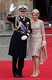 Crown Prince Willem Alexander and Princess Maxima of The Netherlands