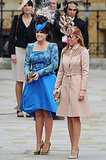 Princess Eugenie of York and Princess Beatrice of York