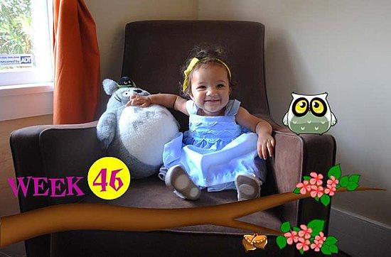 Olivia Lily 46 Weeks Old!!