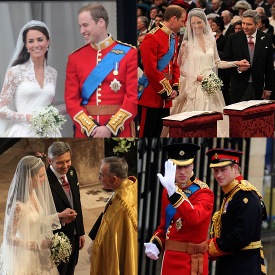A Closer Look at Intimate Royal Wedding Conversations!