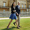 Pictures of William and Kate The Day After The Royal Wedding