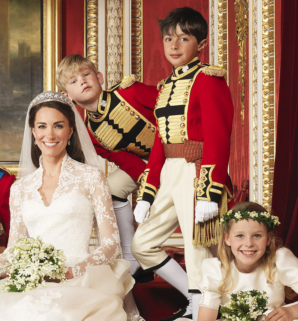 See Kate Middleton and Prince William's Official Wedding Portraits!