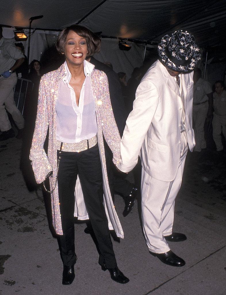 Whitney Houston, Bobby Brown — 1999