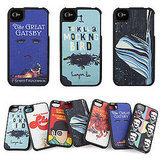 Speck and Out of Print iPhone 4 Cases ($35)