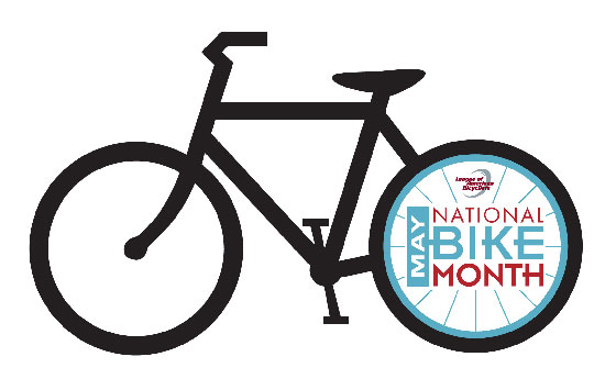 Hop On Your Bike For National Bike Month