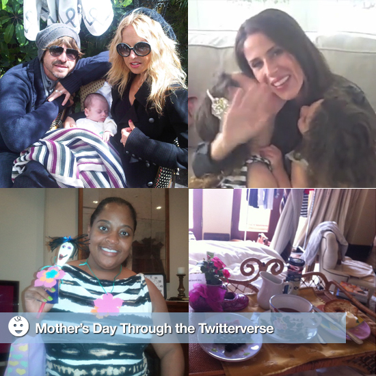 Celebrity Moms and Mother's Day
