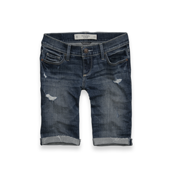 Abercrombie & Fitch - Parker Denim Shorts