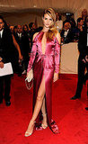 Rosie Huntington-Whiteley in Burberry