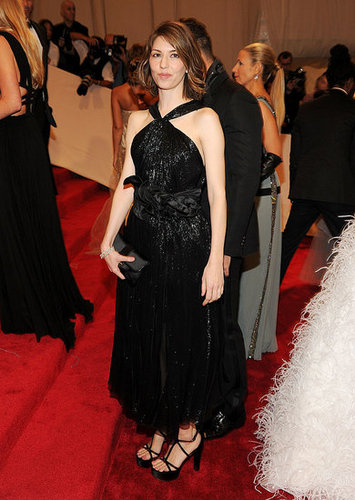 Sofia Coppola in Marc Jacobs