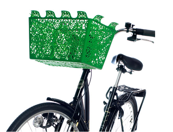 Carrie Bicycle Basket ($79)