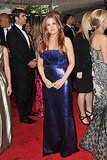 Isla Fisher in Tory Burch