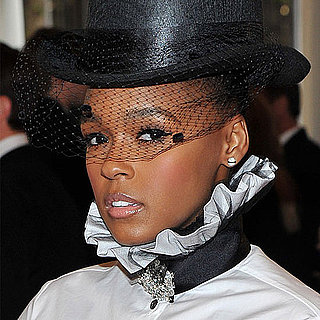 Celebrities Up Close at the 2011 Met Gala