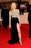 Diane Kruger at the Met Gala
