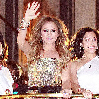 Pictures of Jennifer Lopez Album Launch Party
