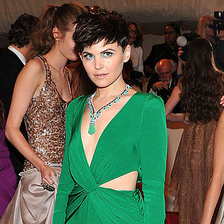 Ginnifer Goodwin 2011 Met Gala Pictures