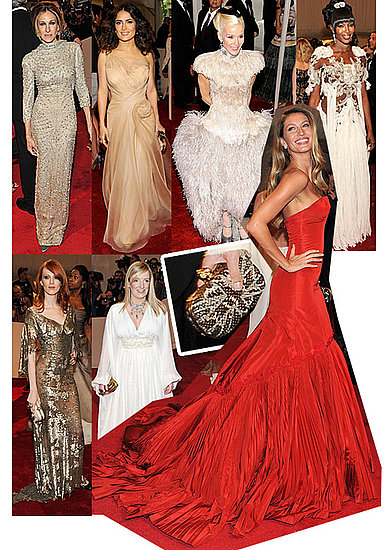 Met Gala: The Ladies of Alexander McQueen