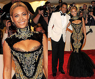 Beyonce in Pucci at 2011 Met Gala