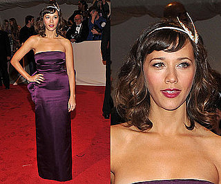 Rashida Jones in Stella McCartney at 2011 Met Gala