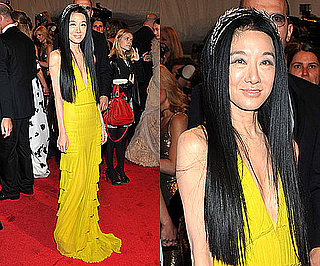 Vera Wang at the 2011 Met Gala